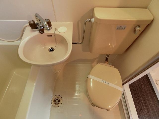 【トイレ】RUEFU+1