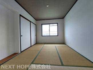 足を伸ばして寛げる居室です♪小さなお子様の遊びスペースとして・お客様部屋として色々活躍してくれる居室です!!