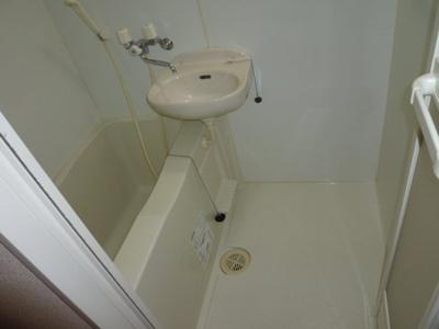 【浴室】レオパレスHouse Umi