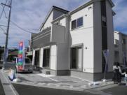 平塚市山下 新築戸建て 全2棟 【仲介手数料無料】の画像