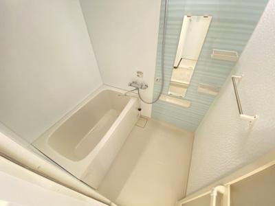 【浴室】CITY SPIRE鶴見(セントアミー鶴見)