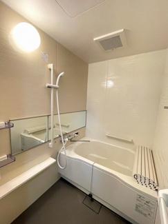 【浴室】ヴェルドール武庫之荘