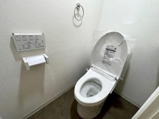 【トイレ】ヴェルドール武庫之荘