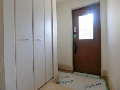 【玄関】小美玉市清風台団地2期 新築戸建