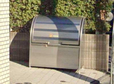 【その他共用部分】サンハイツ野沢 礼金0 内装全面リフォーム済 独立洗面台 駐輪場