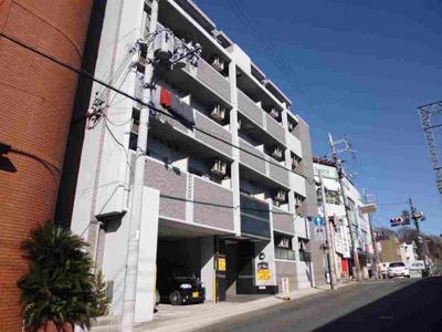 【外観】サンシャイン 富雄駅前