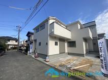 平塚市山下 新築戸建 全2棟1号棟の画像