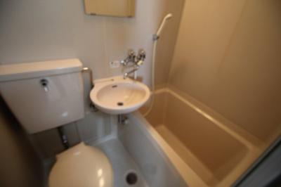 【浴室】プチコーポ梶ヶ谷