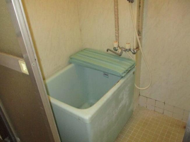 【浴室】サンファスト上高田A棟