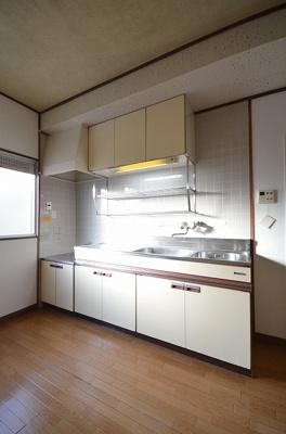 【キッチン】土屋マンション