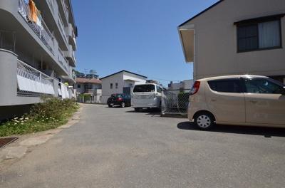 【駐車場】土屋マンション