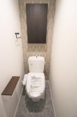 【トイレ】T&FレジデンスⅩ