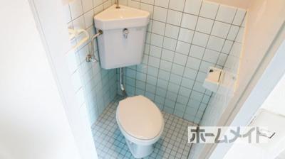 【トイレ】大協マンション