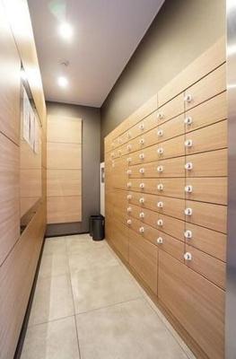 オープンレジデンシア南青山のメールボックスです。