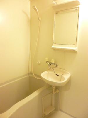 【浴室】スカイコート西荻窪第2