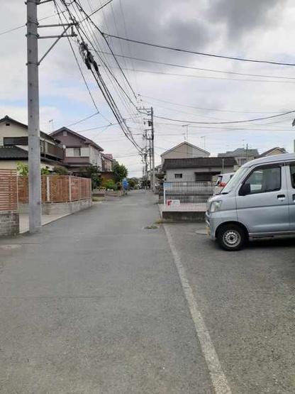 【駐車場】シャトーリバーサイド