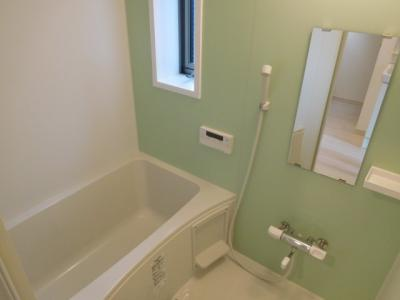 【浴室】ヴィエント下井草