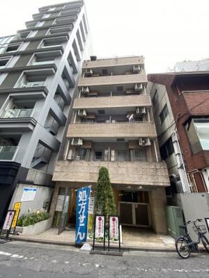 【外観】グランドパーク渋谷ブランシェ