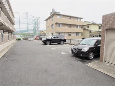 【駐車場】サンリット