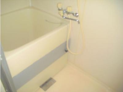 【浴室】シャンツェ南台