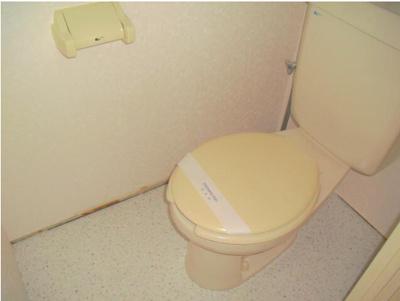 【トイレ】シャンツェ南台