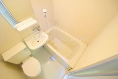 【浴室】ルイシャトレ中之島