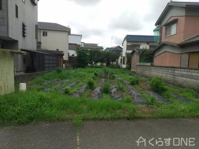 【外観】姫路市御立中5丁目/売土地