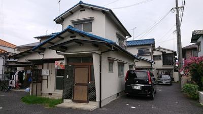 【外観】東野3丁目枡岡借家