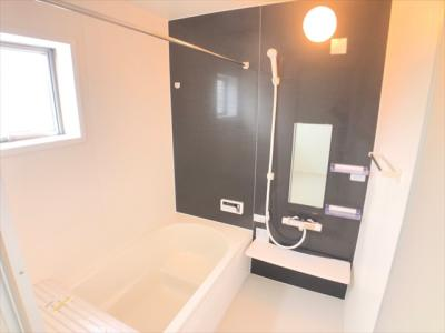 【浴室】草加市谷塚町新築戸建て【全2棟】