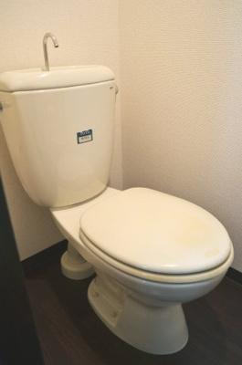 【トイレ】プラザ御茶山B棟