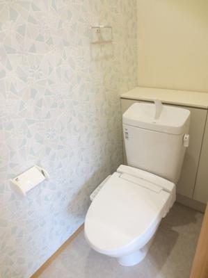 【トイレ】サンテラス