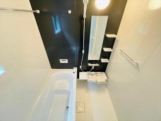 【浴室】草加市花栗4丁目新築戸建て