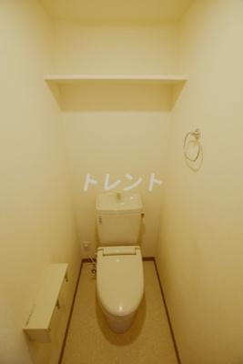 【トイレ】リベア東神田