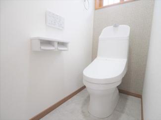 船橋市夏見台 中古一戸建 船橋駅 1階のトイレです!