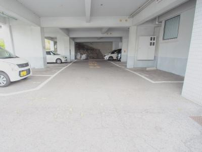 【駐車場】ウエルス21