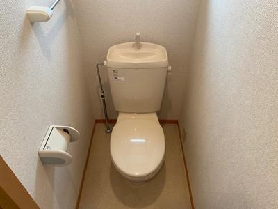 【トイレ】エクセレント若林