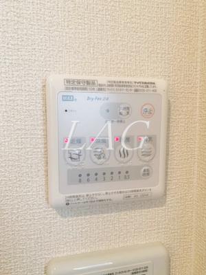 浴室乾燥機です。