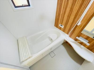 【浴室】草加市弁天4丁目 新築戸建 全1棟