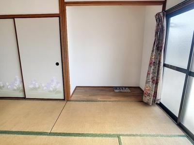 【和室】スエヒロアパート