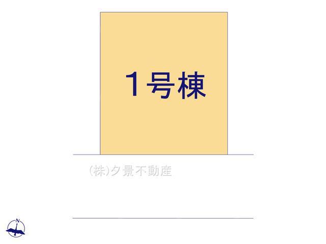 【区画図】岩槻区大字小溝921-160(全1戸)新築一戸建てクレイドルガーデン