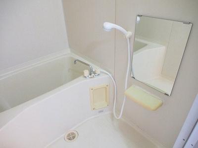 【浴室】エスポワールマキ