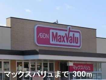 マックスバリュまで300m