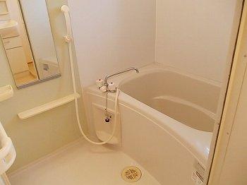 【浴室】パレ・エクセラン