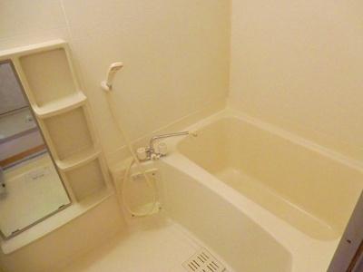 【浴室】グリーンコートウメハラB