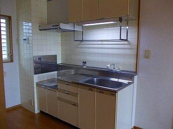 【キッチン】アメニティー21B