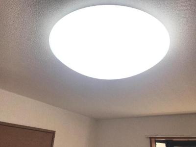 全室照明付き