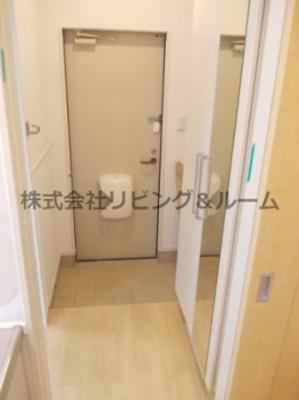 【玄関】グランファミーユⅡ