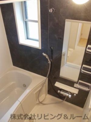【浴室】グランファミーユⅡ