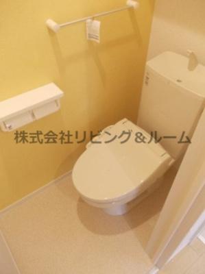 【トイレ】グランファミーユⅡ