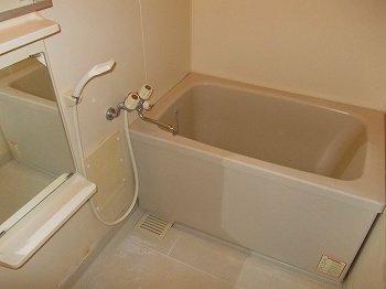 【浴室】コーポ三輪